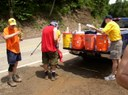 The coolers at Checkpoint 3